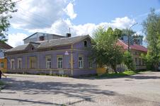 Симпатичные домики. Небось финские еще!