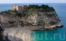 Крепость на полуострове. Tropea