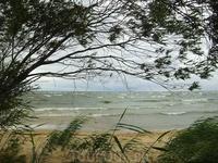 в последний день прибывания, поднялся сильный ветер ,но это ни чуть не испортило отдыха.Чудское озеро- это рай. Там спокойно и очень умиротворенно.Я бы ...