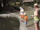 Сходили на рыбалку