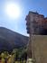 Так выглядят Las Casas Colgadas с середины моста.