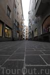 Улица и магазины Инсбрука.