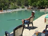 Рыбалка на реке!!!