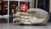 Фотография Памятник руке