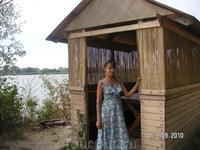 домик для праздничного обеда на пляже (бесплатный)
