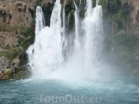 Водопад Анталии