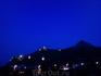 Генуэзская крепость. Ночь.