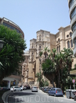 Малага. Улицы города