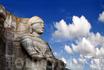 """Стоящий Будда - Каменная святыня (местное название """"Гал Вихара"""" - 12 Век н.э)"""