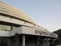 Отель Olimpic Palace.