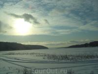 По дороге на Байкал