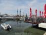 Хорошее место для прогулки утром это порт Пафоса