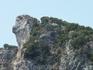 скала львиная голова