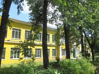 На втором этаже этого здания расположен музей Борисоглебская сторона