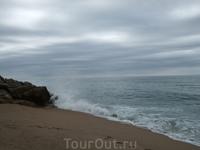 Калелья. Пляж