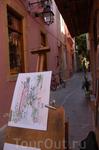 Живописные улочки Ретимно
