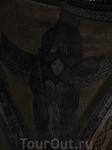 «Эксклюзив: впервые открыт лик архангела в Айа Софии»