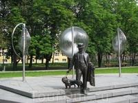 Центральный парк, памятник первому мэру