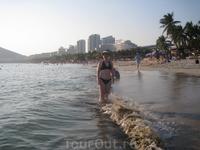 Море и я ))