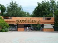 Парк развлечений на озере Гарда. Место отдыха итальянцев.