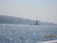 Плывем по Босфор в Мраморное море
