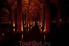 Цистерна Базилика - одно из самых удивительных мест, в которых мне удалось побывать