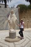 Дева Мария.