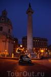 Колонна Траяна у площади Венеции