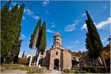 Монастырь Икалто – один из первых в Грузии, а в Кахетии фактически самый первый. Он основан чуть позднее середины 6-го века. От строений той эпохи уже ...