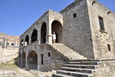 Строения старого города Родос