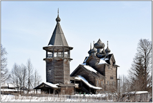 с.Щелейки. Храм Дмитрия Мироточивого(Солунского) 1783г.