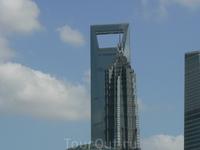 Самое высокое здание в Шанхае