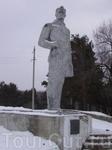 Памятник В.К. Арсеньеву (г. Арсеньев, видовая площадка)