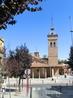 Следующая точка нашего похода - La concatedral de Santa María de la Fuente la Mayor - конкафедральный Собор Святой Марии. Хотя Гвадалахара - центр провинции ...