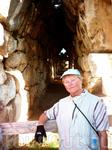 Древние  стены ТИРИНФА