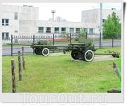 57 мм противотанковая пушка ЗИС-2 (СССР).