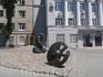 Памятник Бабелю И.