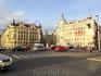 Архитектурные сооружения Праги
