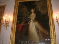 Во дворце. Мария Федоровна
