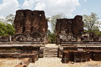 Королевский дворец Паракрамабаху
