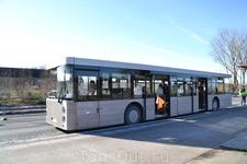ст Мишель до острова идет бесплатный автобус