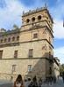 А вот и резиденция графов Монтеррей. Сейчас это собственность семейства герцогов Альба, они сами тут периодически живут, частная собственность внутрь доступ ...