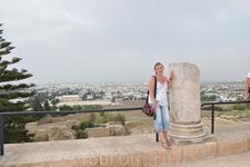 Карфаген, вернее место, где был Карфаген