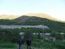 посёлок Кукисвумчорр, вернее прилегающая к нему гора