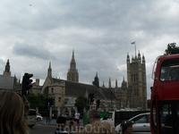 Вестминстерский дворец, он же Парламент