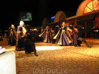 Турецкая ночь - национальные танцы