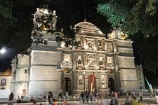 Главный собор Оахаки, расположенный рядом с Сокало