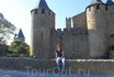 крепость Каркассон (франция)