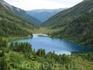Озеро в Хребте Агульские белки.  Отметка 1434,5 метров над уровнем моря. Через него идет экспедиционный маршрут разработанный ( www.саяныч.рф). Вышеуказанный ...