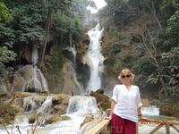 Водопад Хуанг Си.
